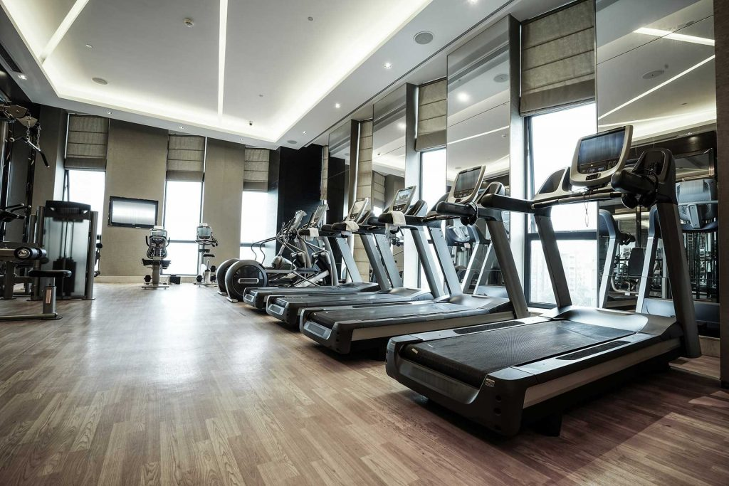 Tập Gym The Grand Manhattan