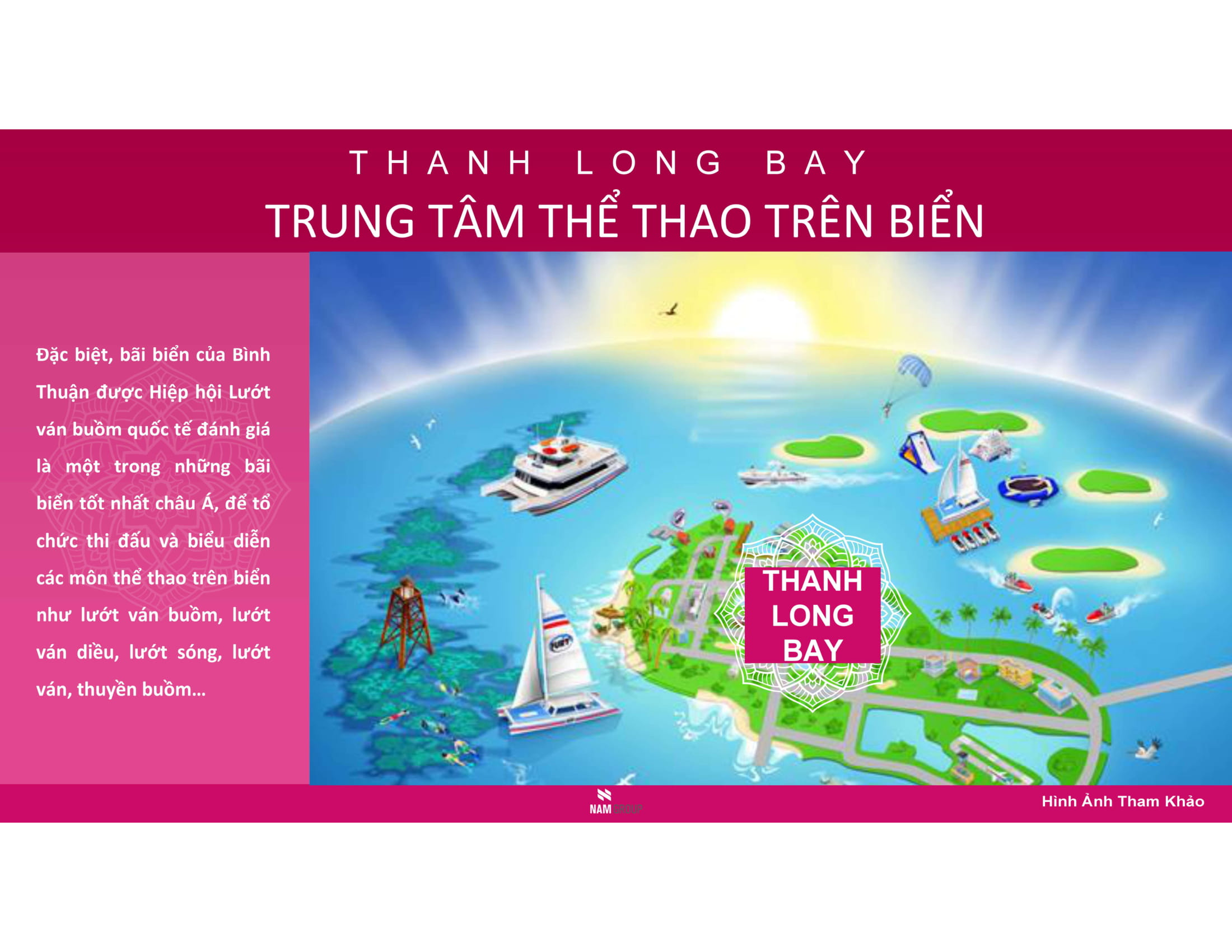 trung tam the thao thanh long bay