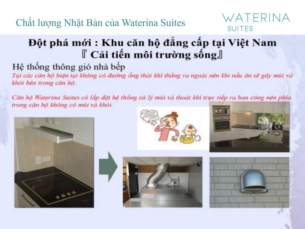 lý do mua Waterina Suites